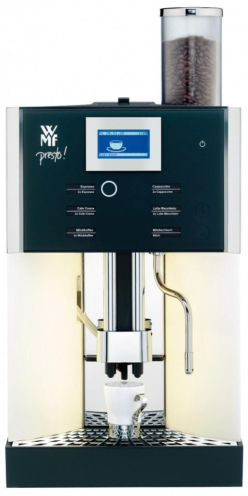 WMF 1400 Presto! - Samoobsługowy ekspres do kawy